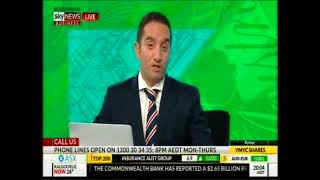 MyFiziq featured on Sky News Business on 8th November 2017