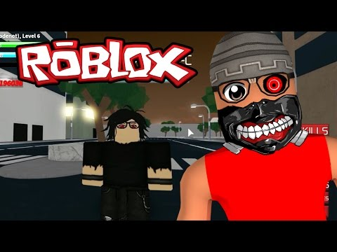 Roblox – ME TORNEI UM GHOUL ( Tokyo Ghoul  )