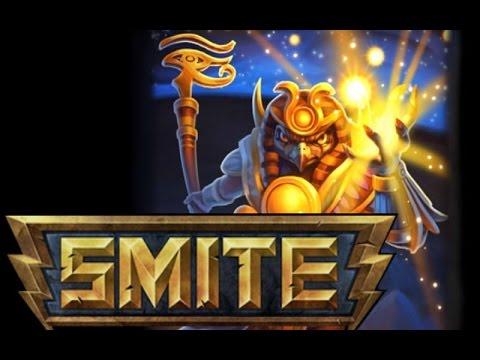 видео: smite игра в завоевании за ра