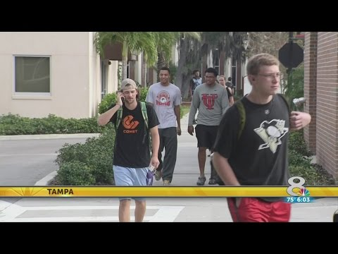 Students upset by new University of Tampa housing policy