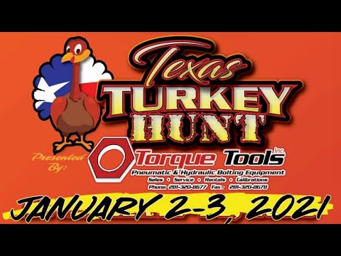 Texas Turkey Hunt – Saturday January 2
