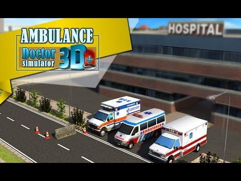 Ambulance: Doctor simulator 3D - Симулятор скорой помощи на Android(Review)