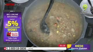 OGAWA LUNEX MASSAGER / 18 APRIL 2019 / TV9 / P3581