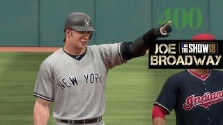 """RBI MONSTER!"" MLB 18 RTTS Joe Broadway Road To The Show vs Indians MLB The Show 18 RTTS"