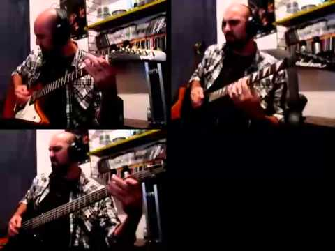 Rolling in the Deep - ADELE - Metal Version by Matias Martinez (Adele vocals)