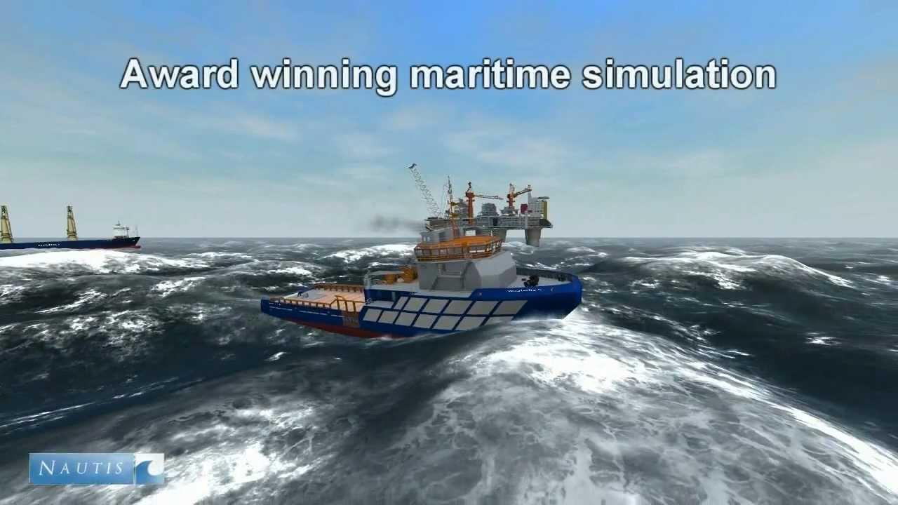 Download NAUTIS : PRESENTAZIONE PRODOTTO - simulatori avanzati per la formazione marittima