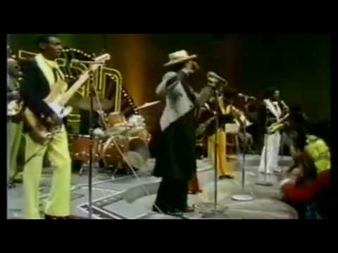 KOOL & THE GANG-JUNGLE BOOGIE,LIVE IN 1974