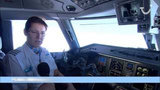 Achter de schermen : levering eerste Jetairfly E-Jet