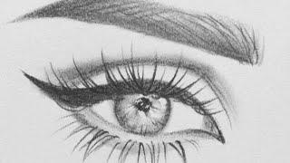 رسم عيون تبكي Mp3