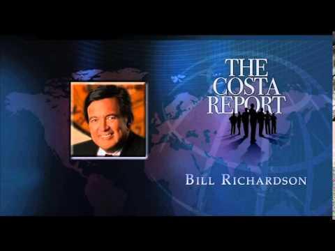 Bill Richardson - The Costa Report - April 9, 2015
