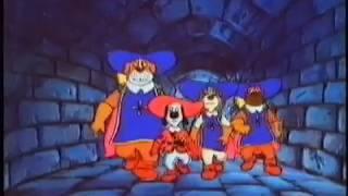 Einer für alle und alle für einen Staffel 2 – D'Artagnans Rückkehr Opening Dogtanian
