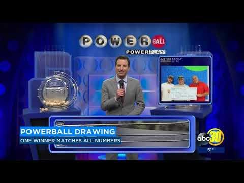 Powerball winning numbers drawn for $570M jackpot on Saturday