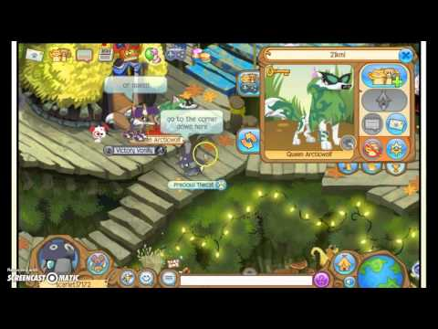 Some Glitches On Animaljam (Scarlet And Travel)
