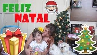 FELIZ NATAL 2016 | MERRY CHRISTMAS - CLUBINHO DA LAURA