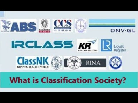 Classification Society - Offshore Vessels
