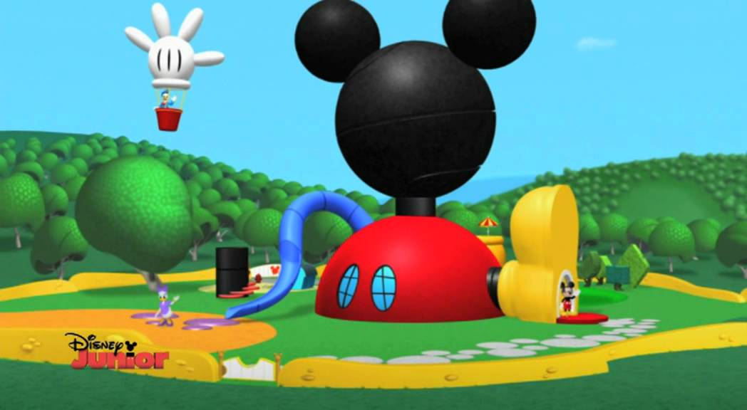 Mickey Mouse Clubhouse - Opening Credits - YouTube