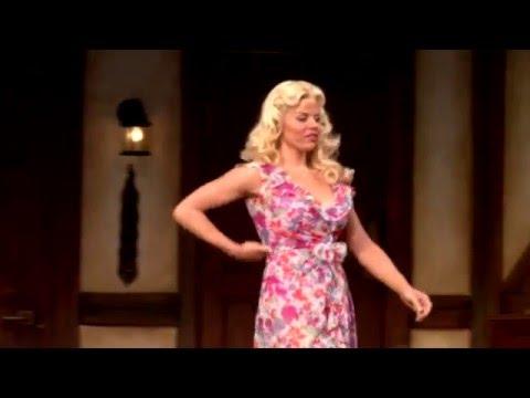 Noises Off on Broadway - teaser