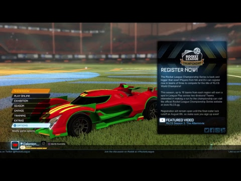Rocket league Giveaways Every 10 likes/New import Trade Ups and Trading Ps4