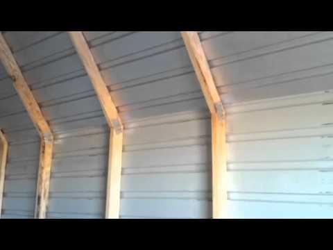 Morgan 12x16 shed & Morgan 12x16 shed - YouTube