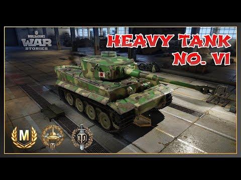 World of Tanks // Heavy Tank No. VI // Ace Tanker // Top Gun // Xbox One