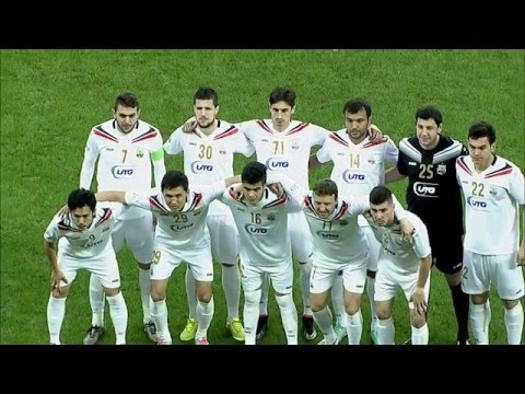 Bunyodkor (UZB) vs Zobahan (IRN): AFC Champions League 2016 Group Stage MD3