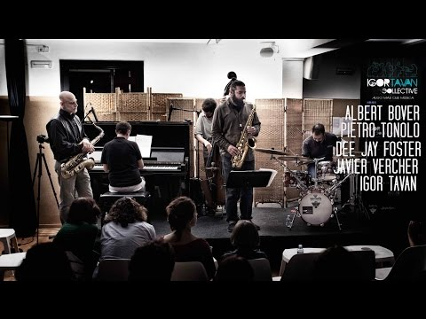 Igor Tavan Collective - LMV Live Music Valencia