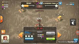 Clash of Clans:)Fanboy greift an 3sterne#046