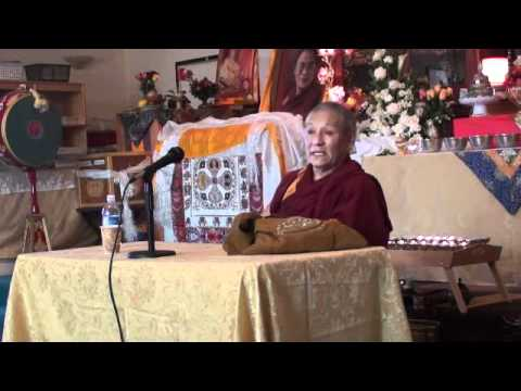 Part 5 of 5 - Q&A with Geshe Pema Dorjee la