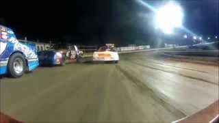 6/28/14 Volusia Speedway park Billy Potts #89