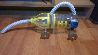 How To Make A Vacuum Cleaner Using Bottle DIY - Easy Way