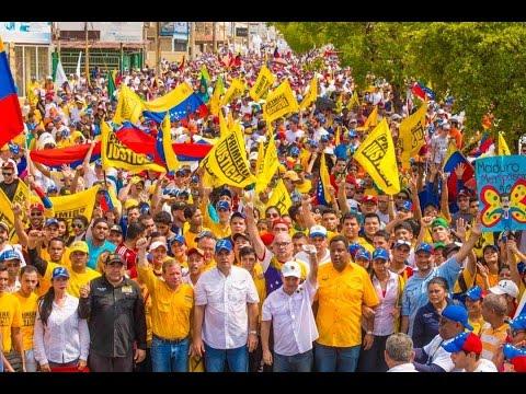 A los zulianos les digo vistámonos de Urdaneta por Venezuela