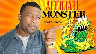 How To Become An Affiliate Monster