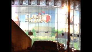 Tour Clash Of Clans - London 16/01:16