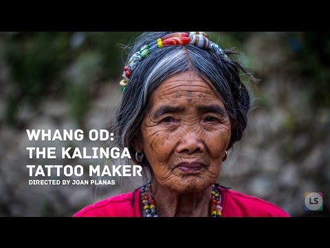 Whang Od: The Kalinga Tattoo maker