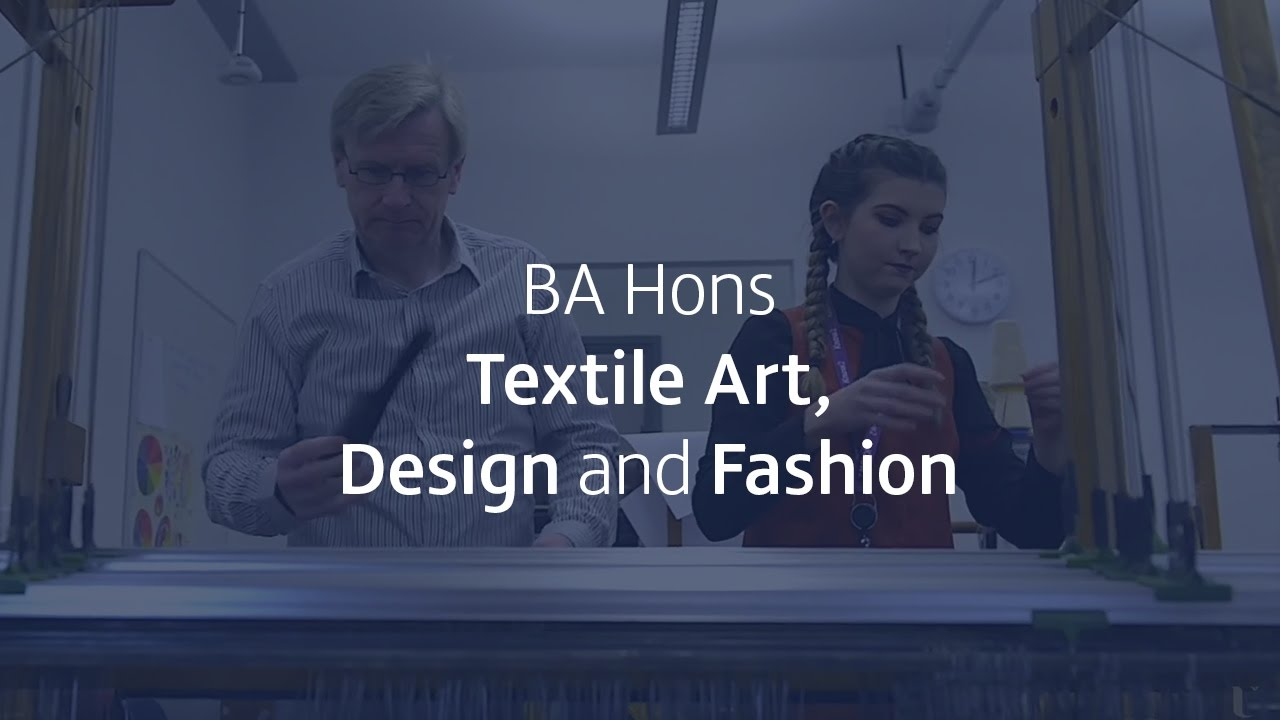 Textile Art Design And Fashion Ba Hons Full Time At Belfast 2020 21 Ulster University