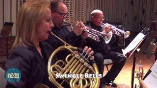 "Imperial Brass Band - Dallas - ""Swingle Bells"""