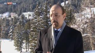 الفالح: السعودية مستمرة في تعزيز طاقتها الإنتاجية
