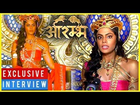 Exclusive Interview With  Karthika Nair - Aarambh Serial Lead Actress Dev Sena | TellyMasala