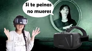 The Ring y The Room/ VR (realidad virtual)