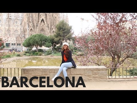 Barcelona, Spain on a budget | Barcelona travel vlog