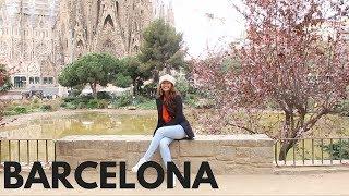 Barcelona, Spain on a budget | Barcelona travel vlog
