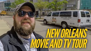 The New Orleans Movie and TV Tour | Filming Locations for Things Filmed in New Orleans