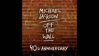 Michael Jackson - She's Out Of My Life (Original Demo)