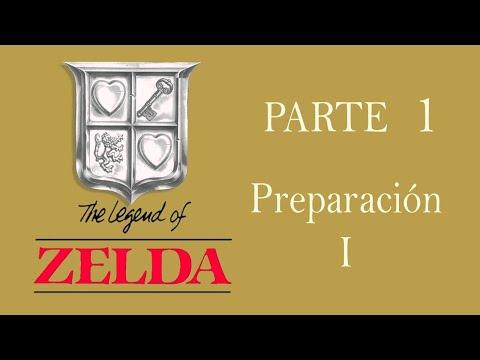 The Legend of Zelda (NES) - Guía en español (Parte 1)