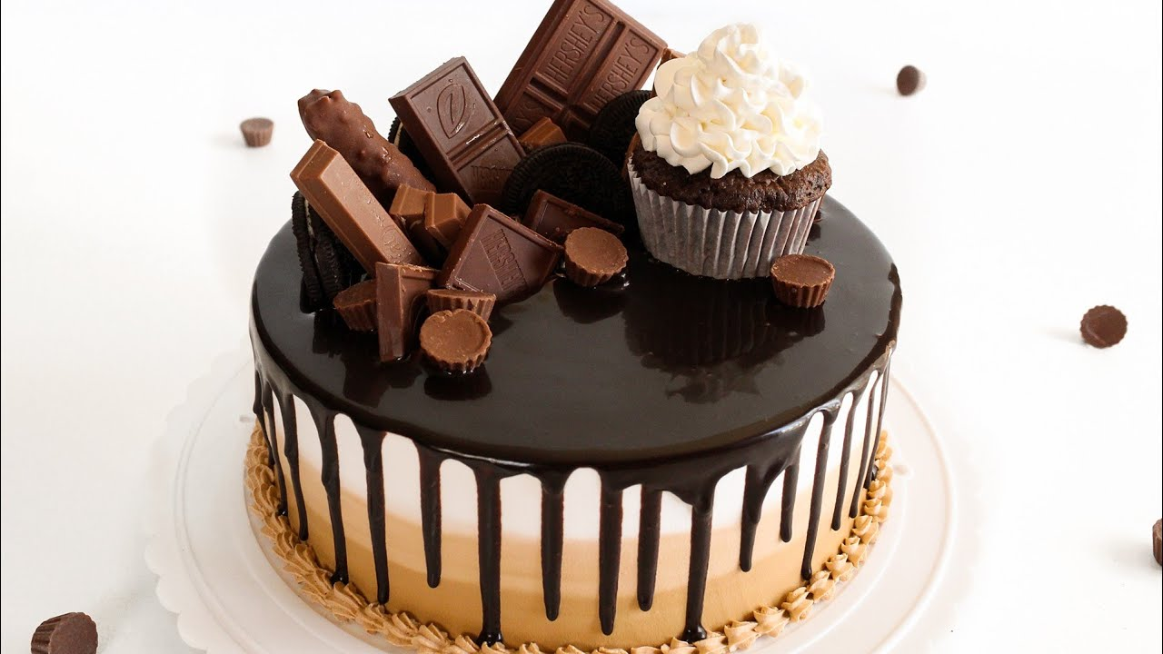 See more ideas about cake desserts, cake, cake decorating. Amazing Chocolate Cake Decorating Tutorial Youtube