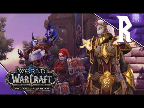 World of Warcraft: Allied Races - Lightforged Draenei