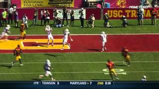 Matt Barkley vs Arizona 2011