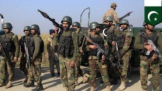 Hombres armados asesinan a mas de 20 personas en una universidad de Pakistan