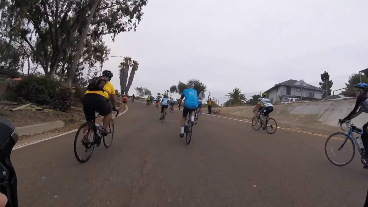 San Diego Bike The Bay 2016 Youtube