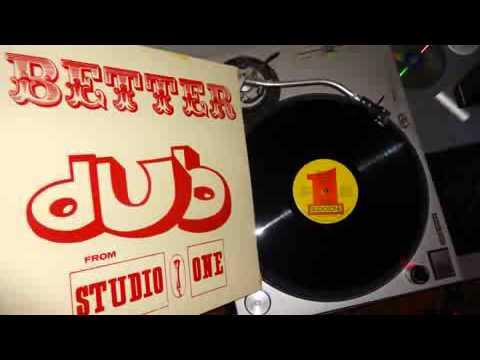 Dub Specialist - Better Dub - Studio One
